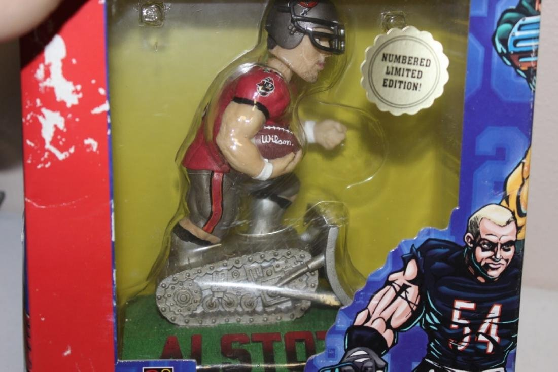 Action Figurine - Super Sports Heroes - Mike Alsott - 3
