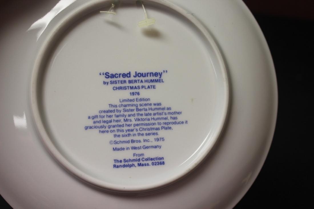 Collectors Plate by Bertha Hummel - 2