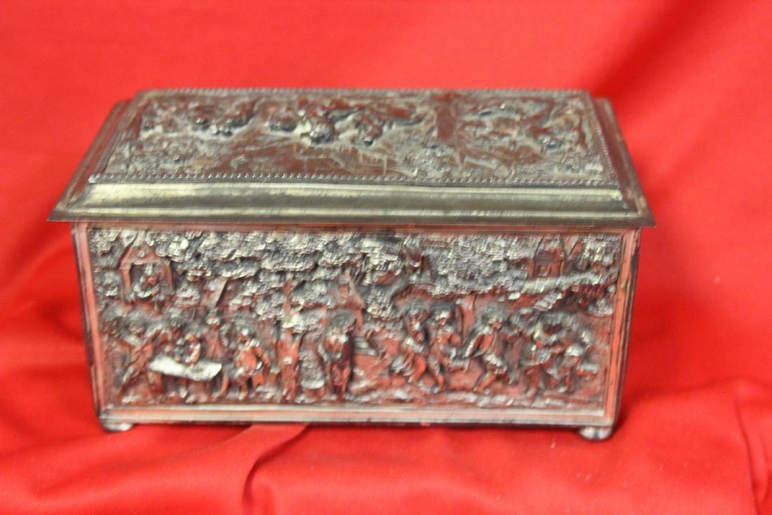 A Reposse Box