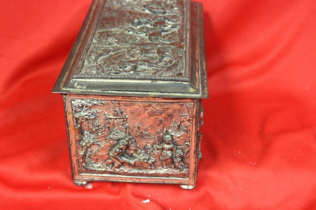 A Reposse Box - 2