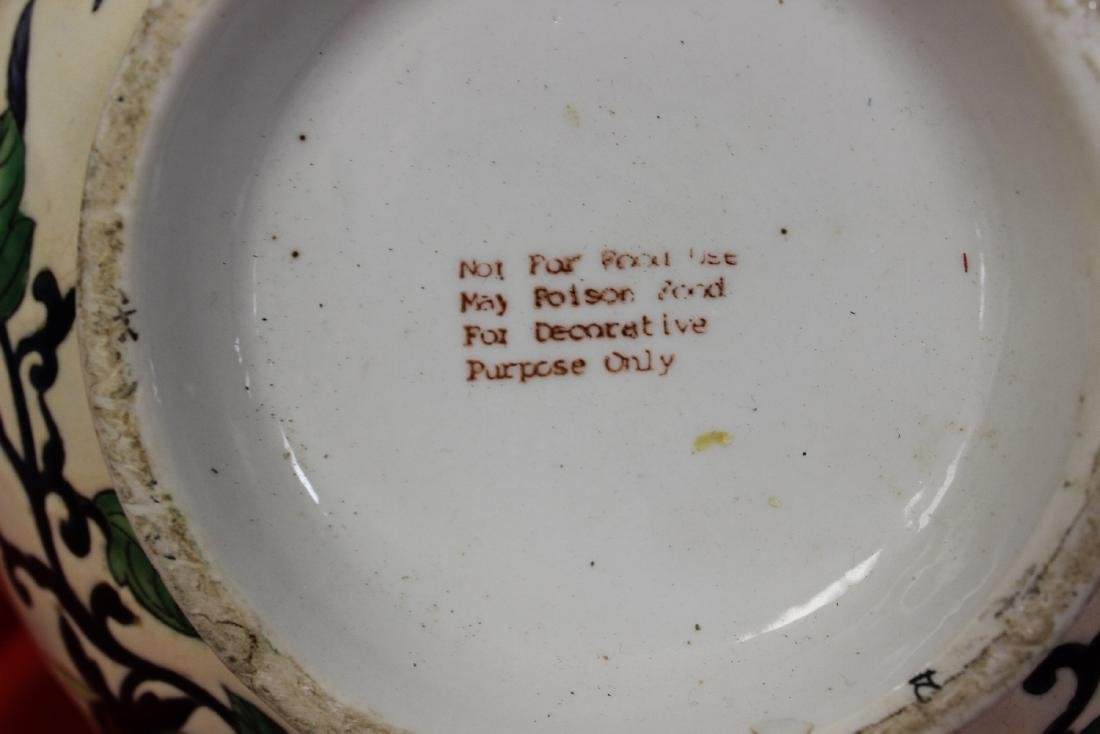 A Chinese Ceramic Bowl - 4