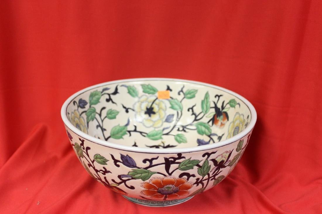A Chinese Ceramic Bowl - 5