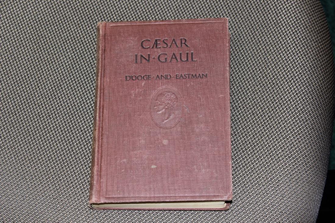Ceasar in Gaui - 1917
