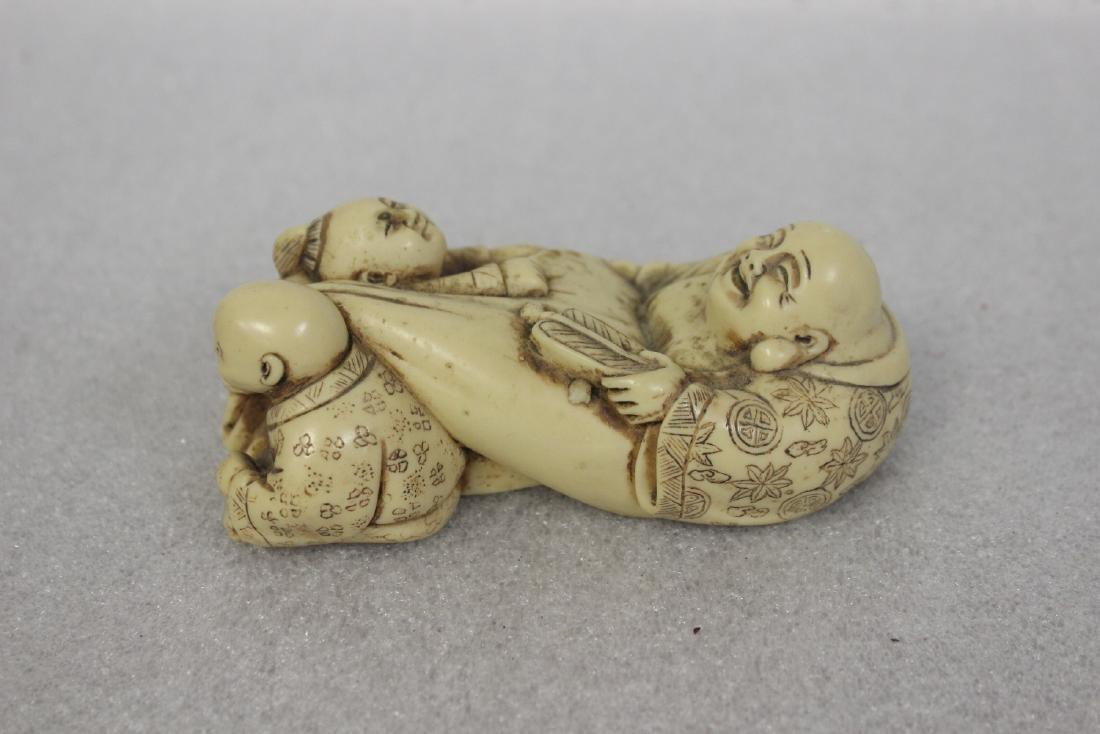 A Resin Figurine