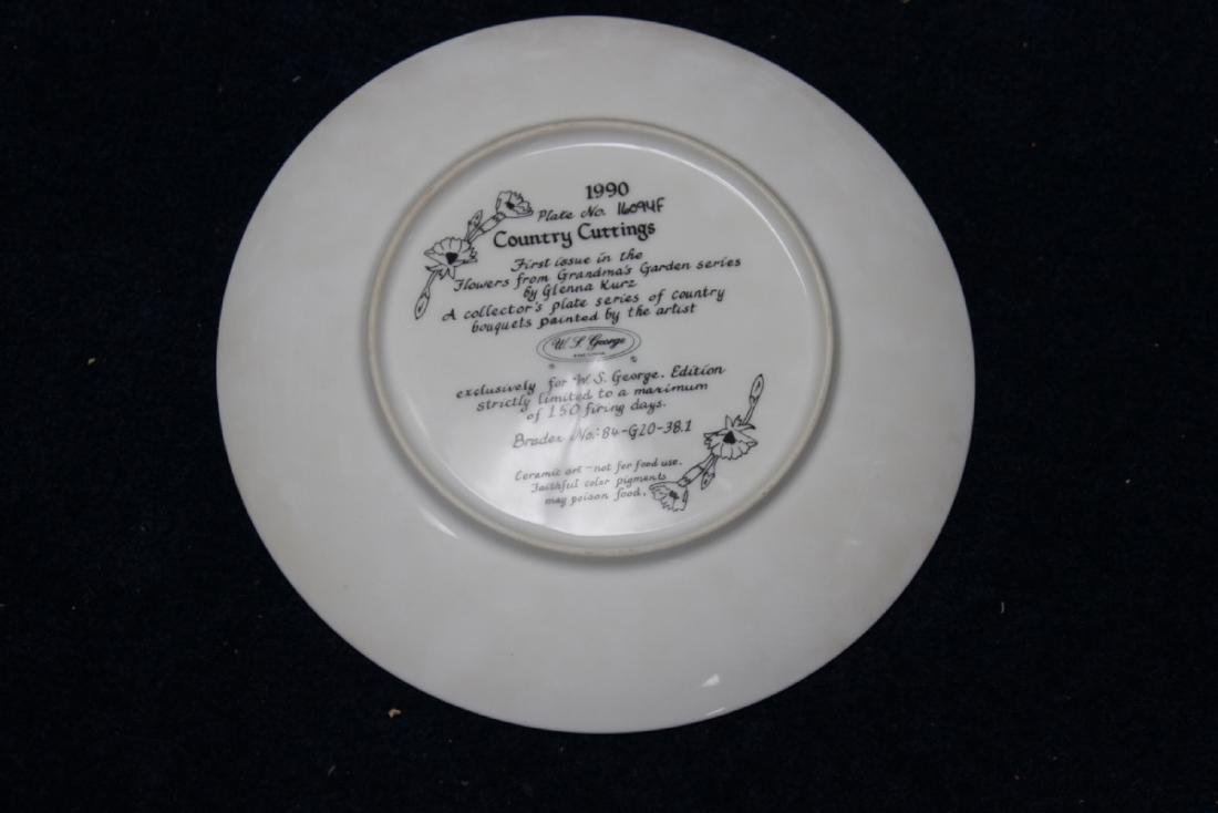 Collector's Plate by Glenna Kurz - 10