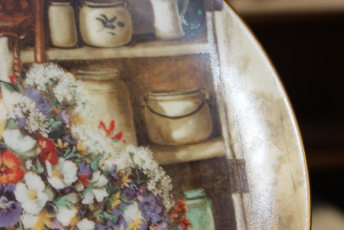 Collector's Plate by Glenna Kurz - 3