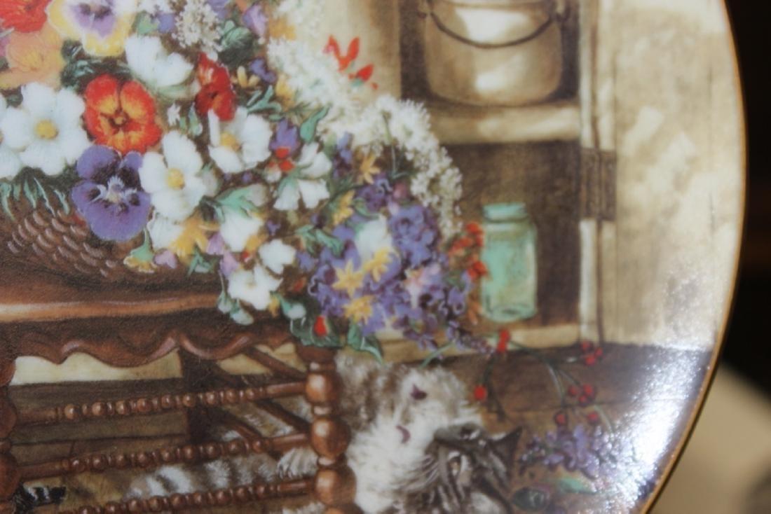 Collector's Plate by Glenna Kurz - 5