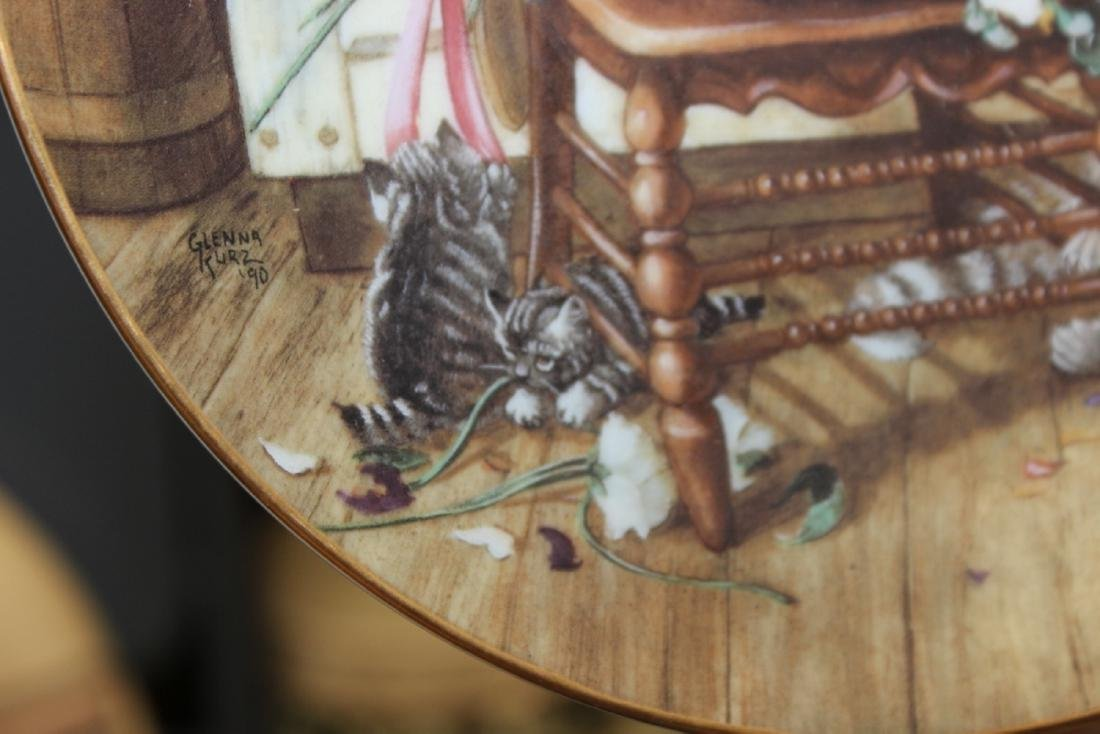 Collector's Plate by Glenna Kurz - 8