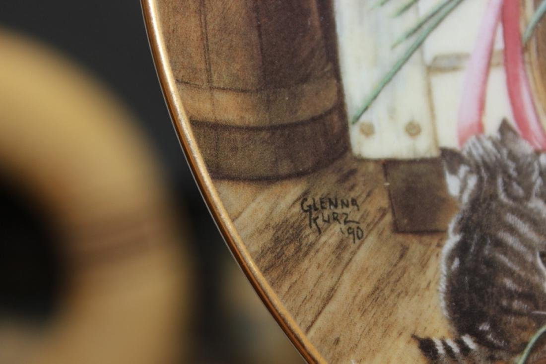 Collector's Plate by Glenna Kurz - 9