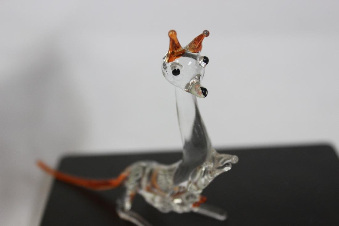 An Art Glass Kangaroo - 6
