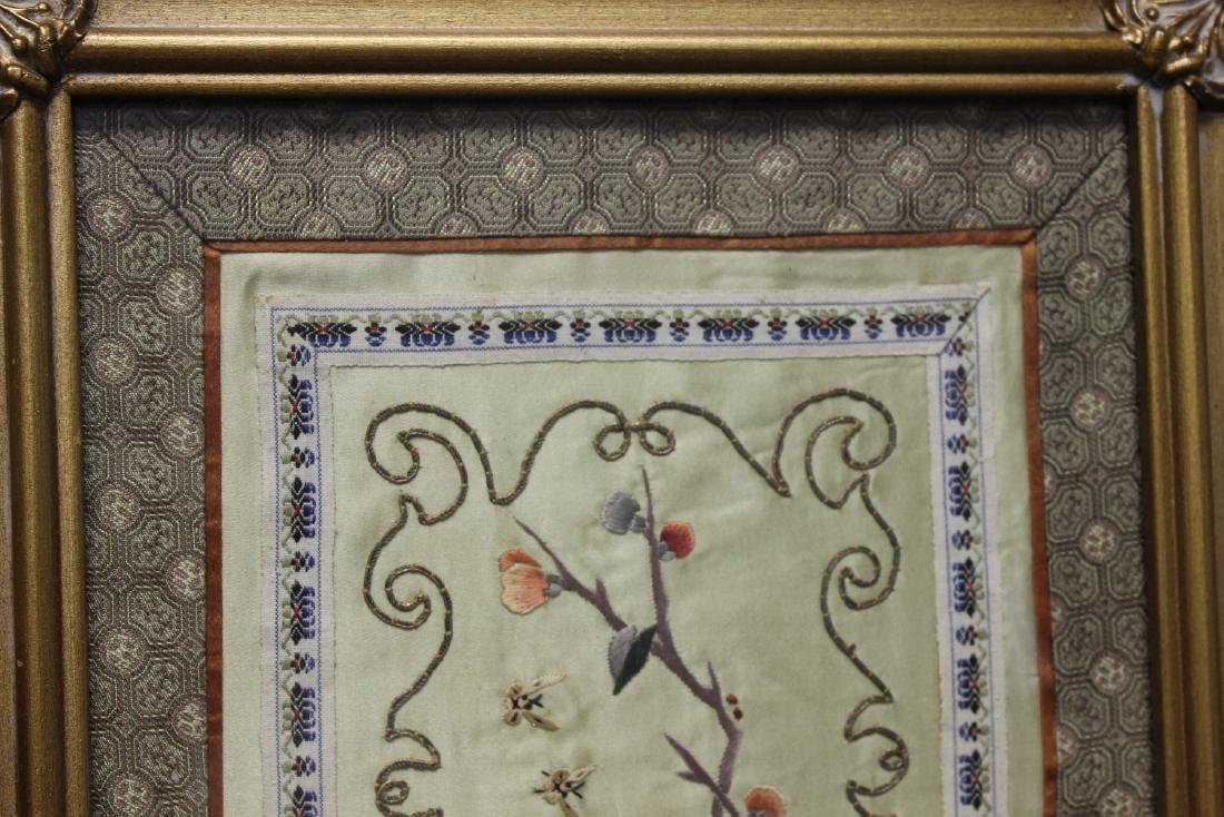 A vintage Chinese Silk - 3