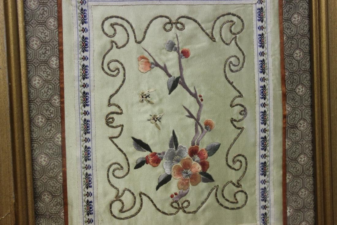 A vintage Chinese Silk - 4