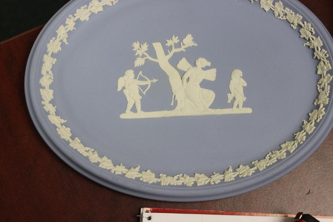 A Wedgwood Jasperware Oval Dish - 7