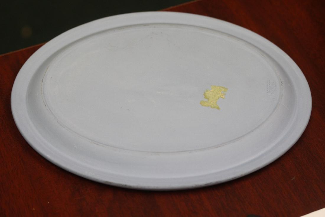 A Wedgwood Jasperware Oval Dish - 8