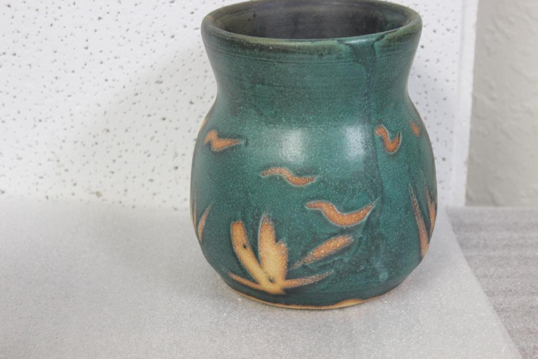 A Signed Art Pottery - 2