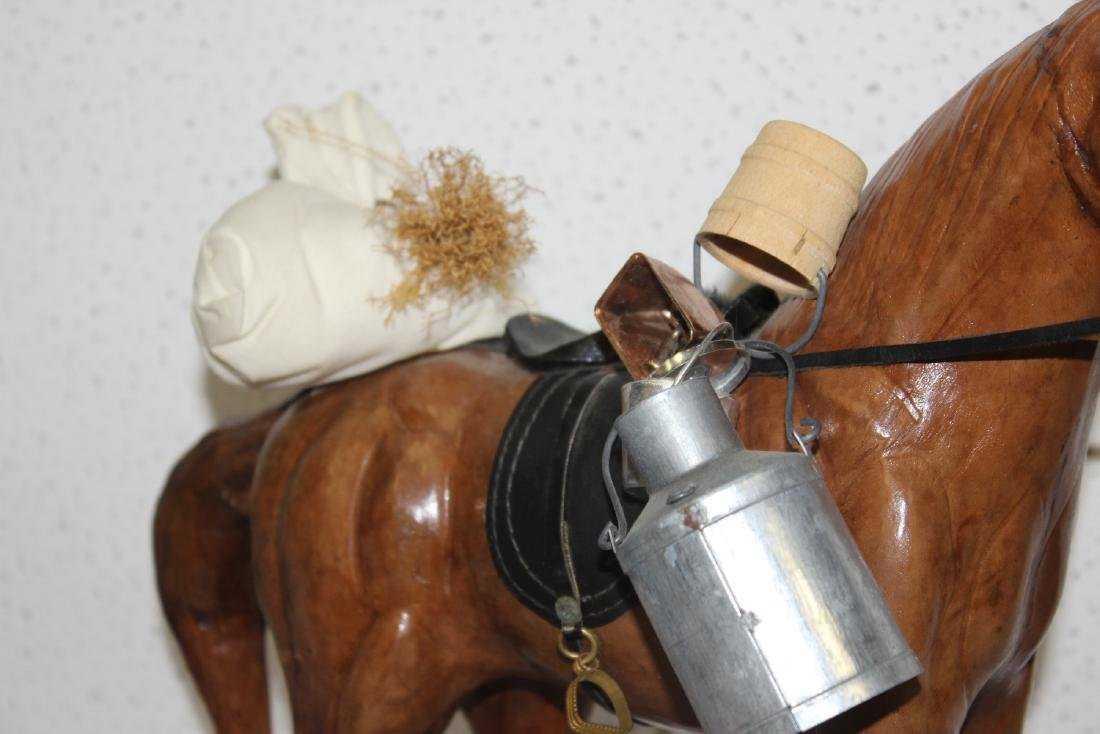 A Leather Horse - 3