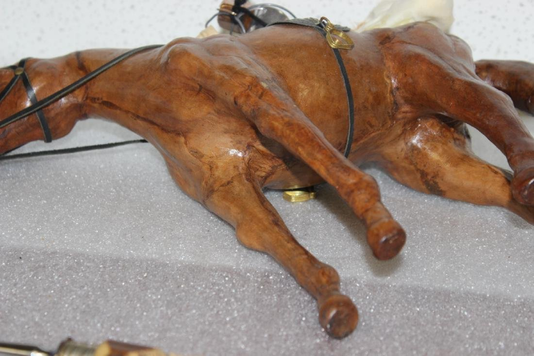 A Leather Horse - 7