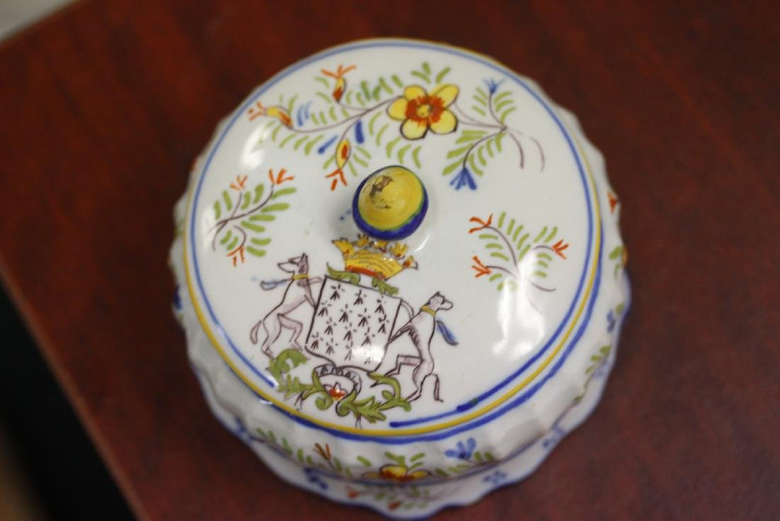 An Italian? Portugese? Trinket Box with lid - 2