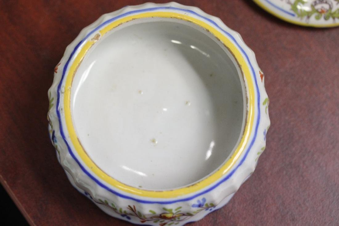 An Italian? Portugese? Trinket Box with lid - 4