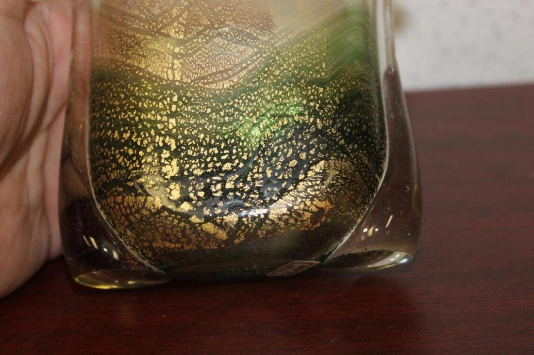 A Signed Gozo Art Glass - 3