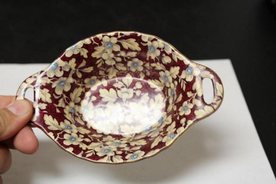 a Royal Brocade, England Dish - 2