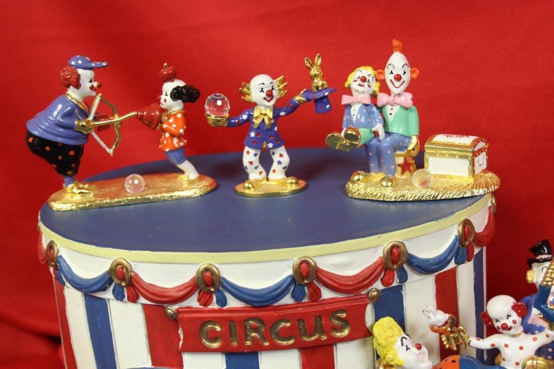 Spoontique Circus Pewter Figurine Set - 10