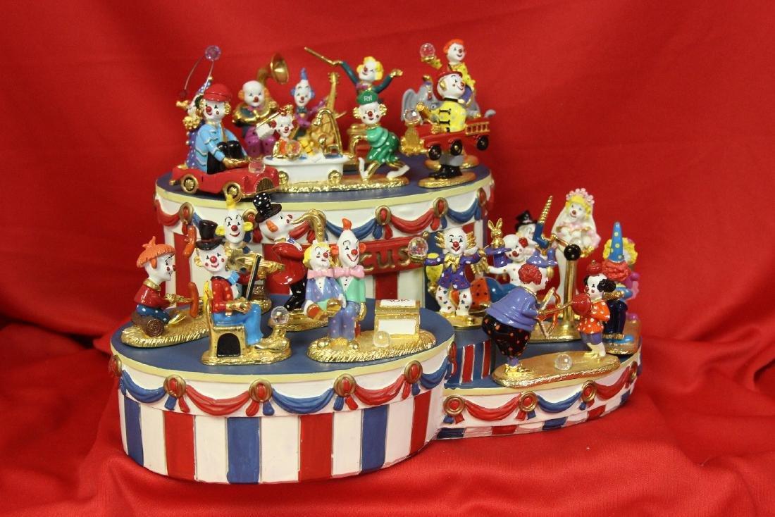 Spoontique Circus Pewter Figurine Set