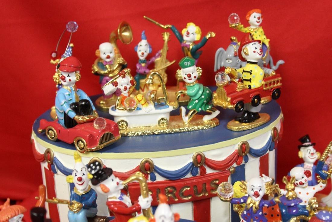 Spoontique Circus Pewter Figurine Set - 2