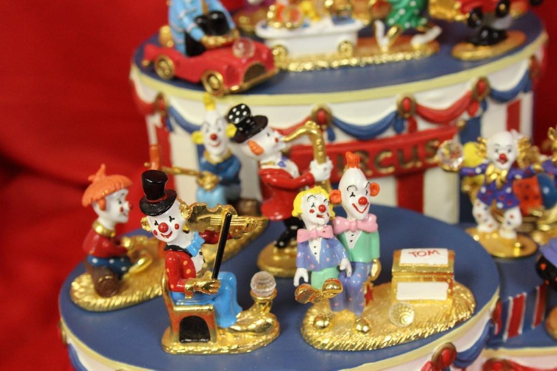 Spoontique Circus Pewter Figurine Set - 3