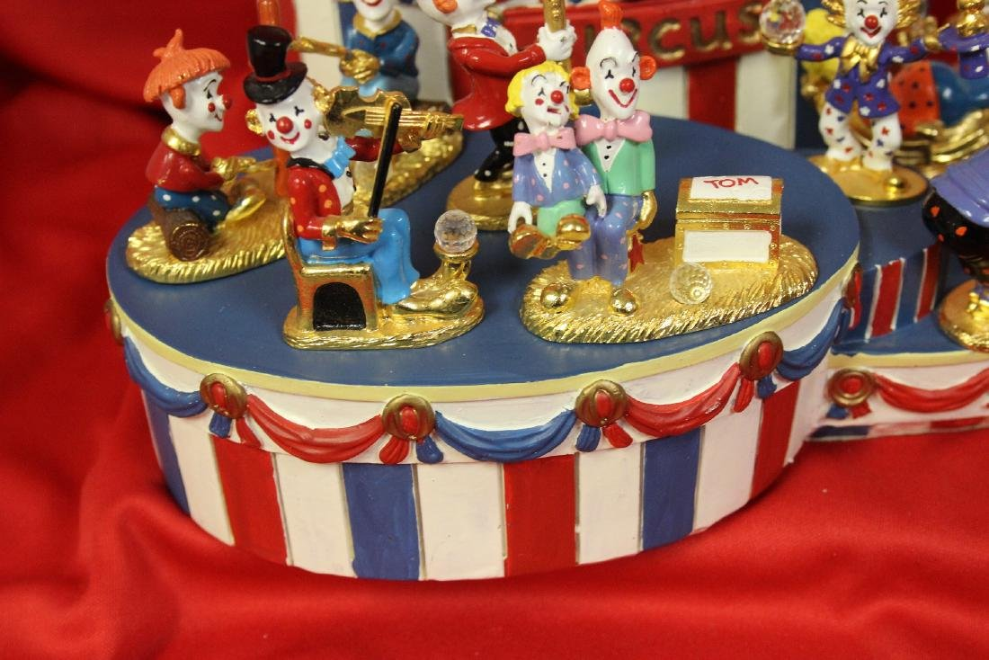 Spoontique Circus Pewter Figurine Set - 4