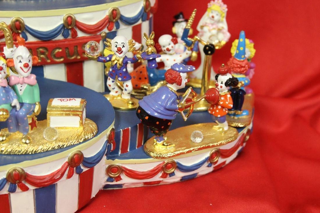 Spoontique Circus Pewter Figurine Set - 5