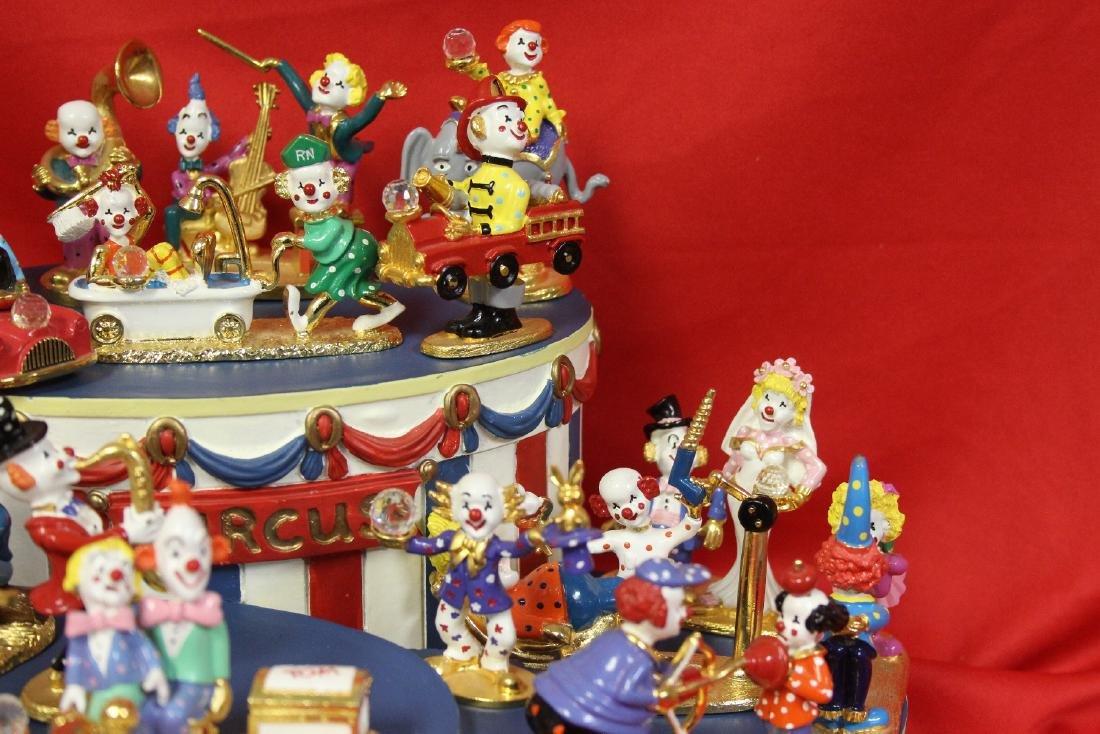 Spoontique Circus Pewter Figurine Set - 6