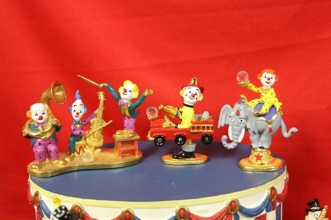 Spoontique Circus Pewter Figurine Set - 7