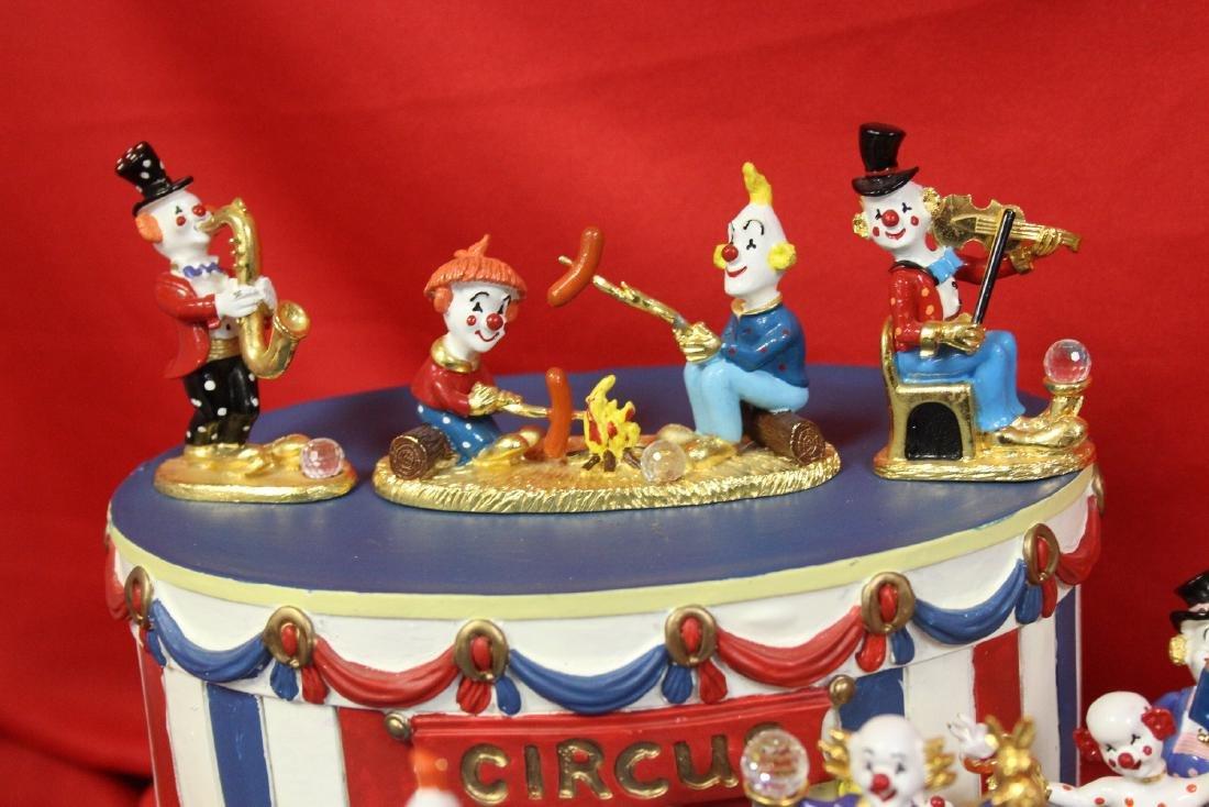 Spoontique Circus Pewter Figurine Set - 9