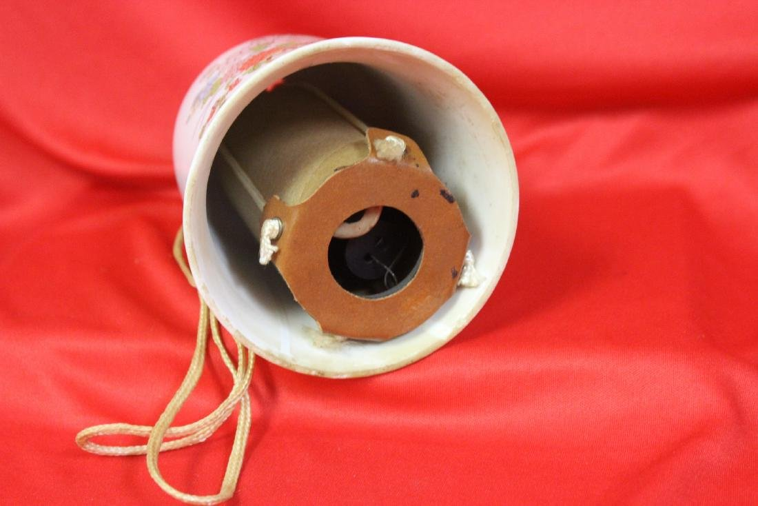 A Decorative Japanese Ceramic Bell - 2