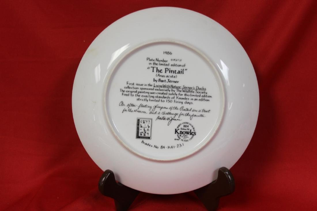 A Collector's Plate by Bart Jerner - 3