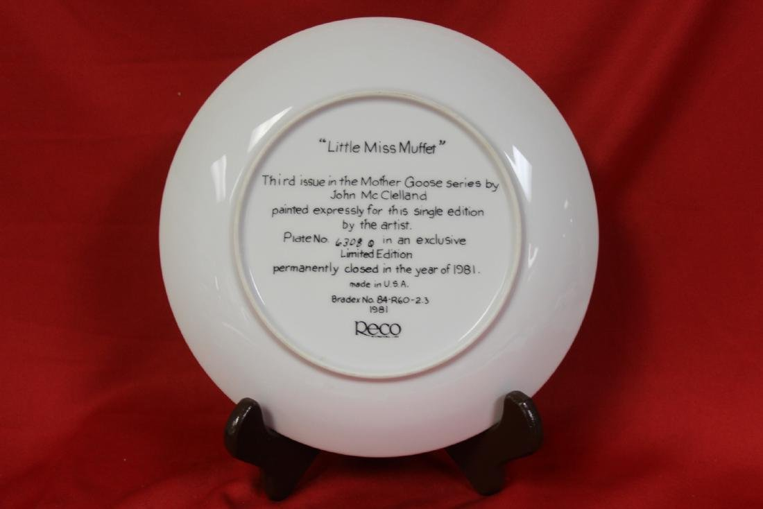 A Collector's Plate by Bart Jerner - 4