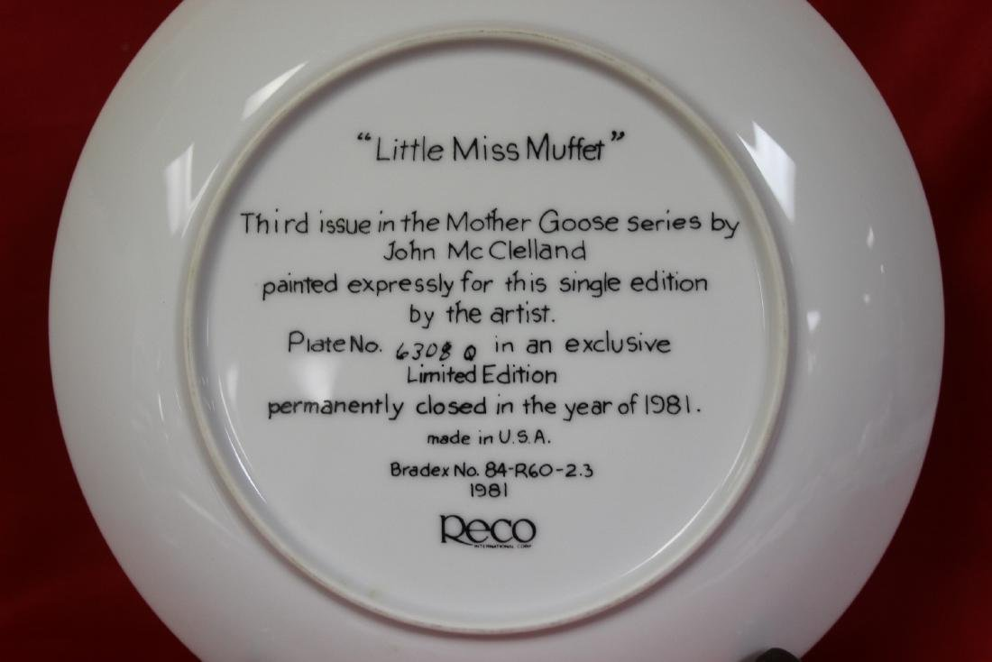 A Collector's Plate by Bart Jerner - 5