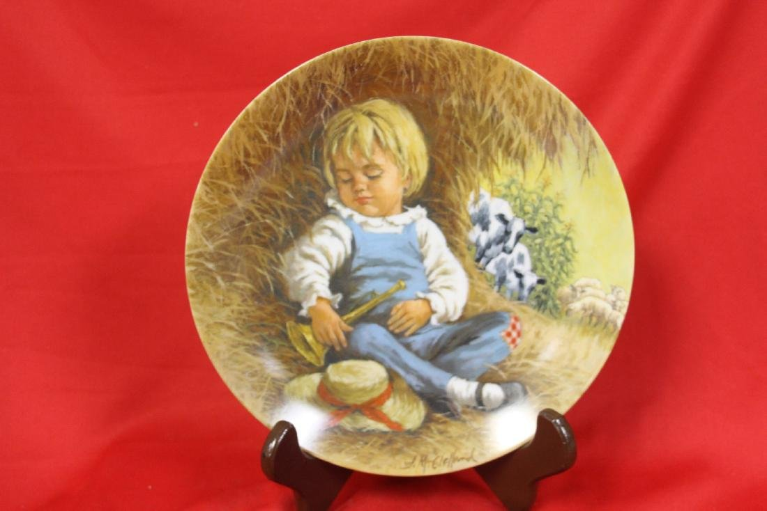 A Collector's Plate by Bart Jerner
