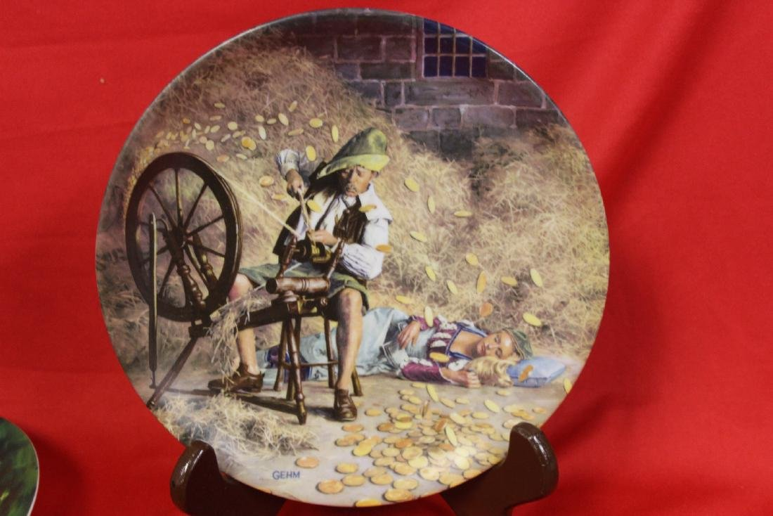 A Collector's Plate by Charles Gehm