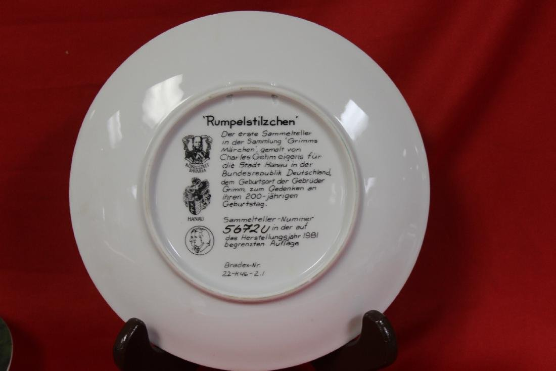 A Collector's Plate by Charles Gehm - 3