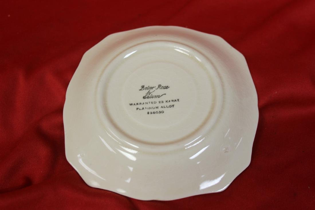 Lot of 4 Saucer Dishes - 4