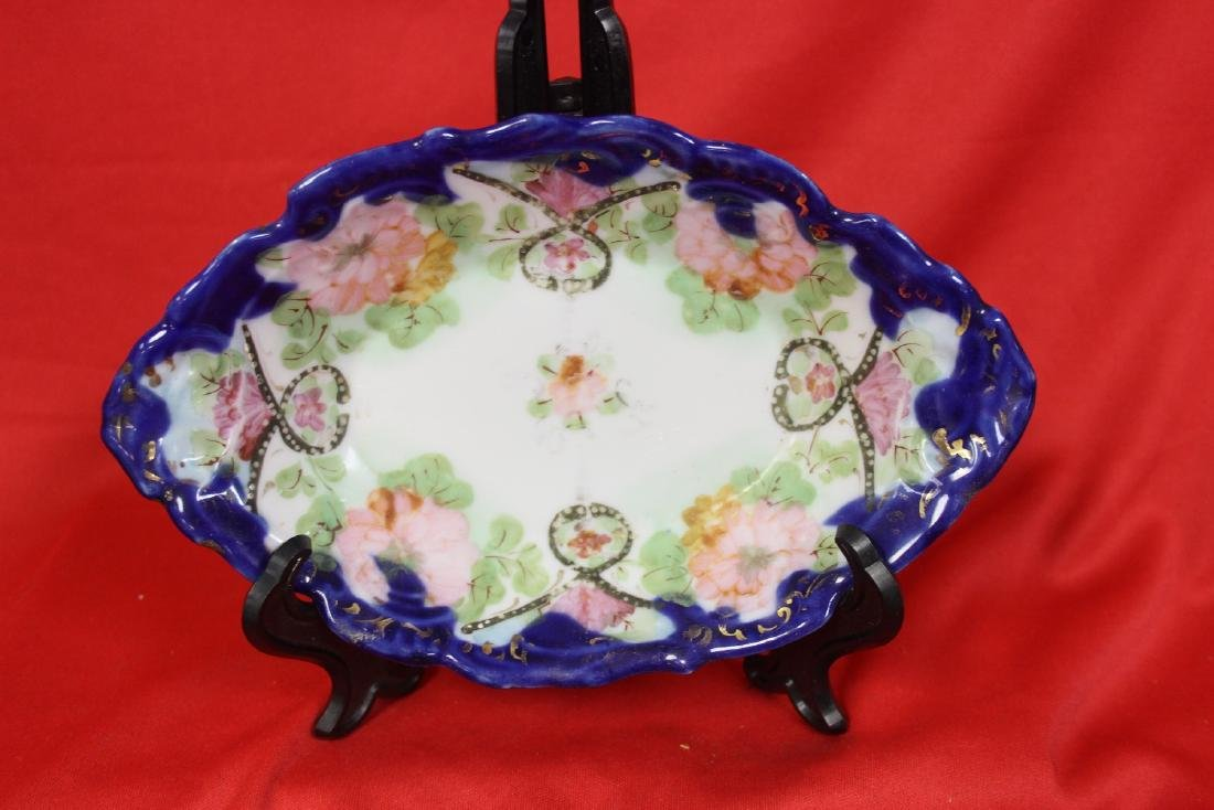 An Antique Vegetable Dish
