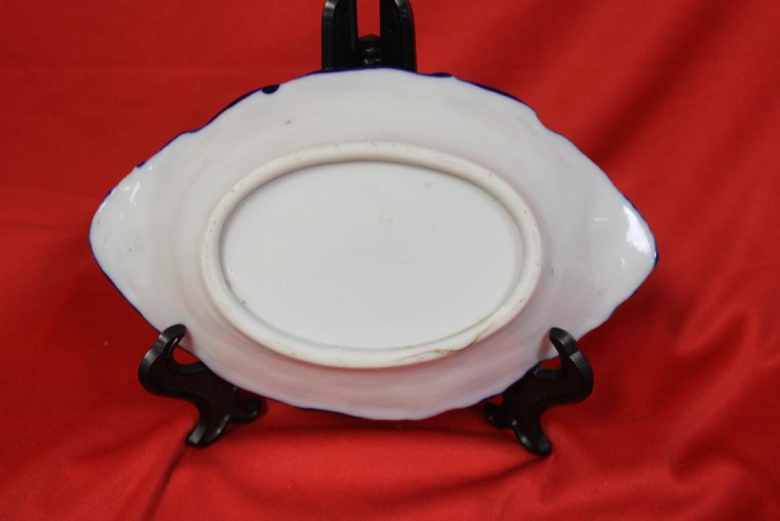 An Antique Vegetable Dish - 2