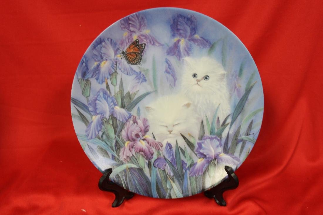 A Collector's Plate by Lily Chang