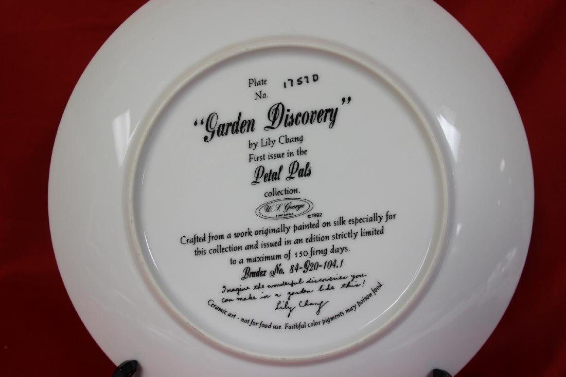 A Collector's Plate by Lily Chang - 4
