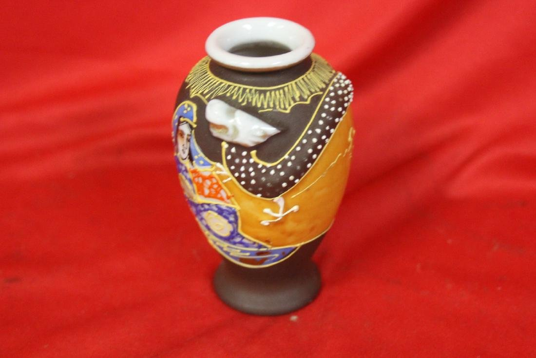 An Early 20th Century Japanese Vase - 4