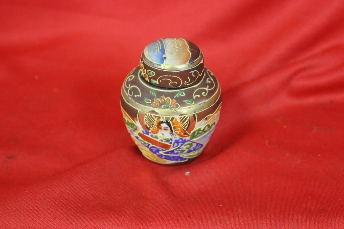 An Early 20th Century Japanese Vase - 2