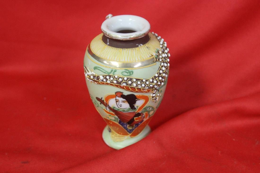An Early 20th Century Japanese Vase - 3