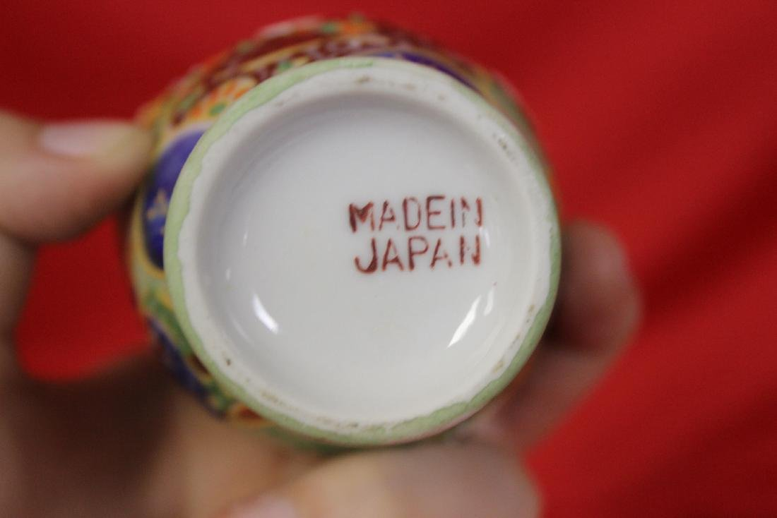 An Early 20th Century Japanese Vase - 5